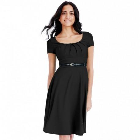 Dámské šaty Beth 622 černé 24507bdf46