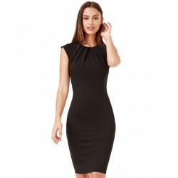 Dámské pouzdrové šaty Helen černé