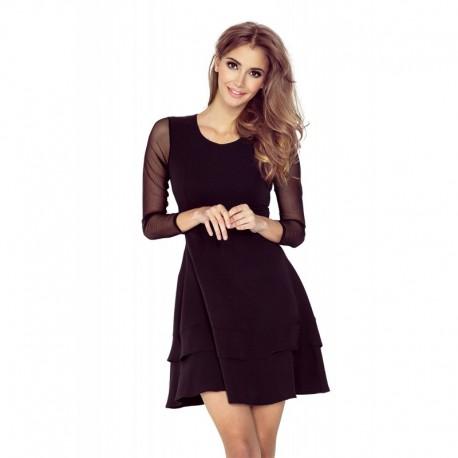 Dámské společenské šaty Jannet černé 26932ae468