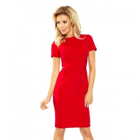 d50b898b5cbe Dámské pouzdrové šaty Chelsea červené