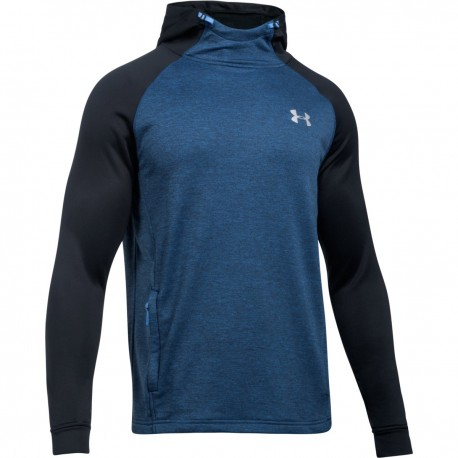 Pánská mikina Under Armour Tech Terry Fitted PO Hoodie