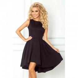Luxusní dámské společenské a plesové šaty černé