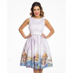 Dámské šaty Lindy Bop Audrey Florence