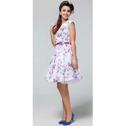 Dámské květované šaty DENISE