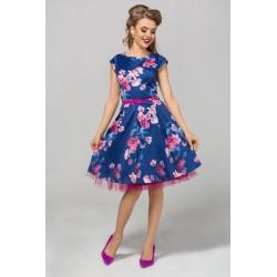 Dámské květované šaty JULIE