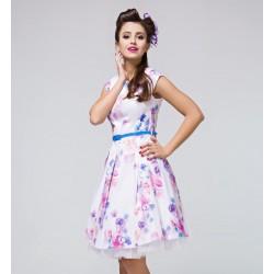 Dámské květované šaty JACQUELINE