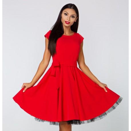 Dámské květované šaty JULIE d79b59ebad1