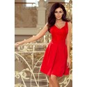 Dámské šaty Red Romantic