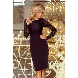 Dámské šaty Elegant Black