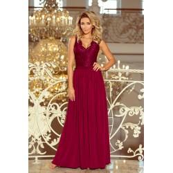 Dámské šaty Angelika WINE