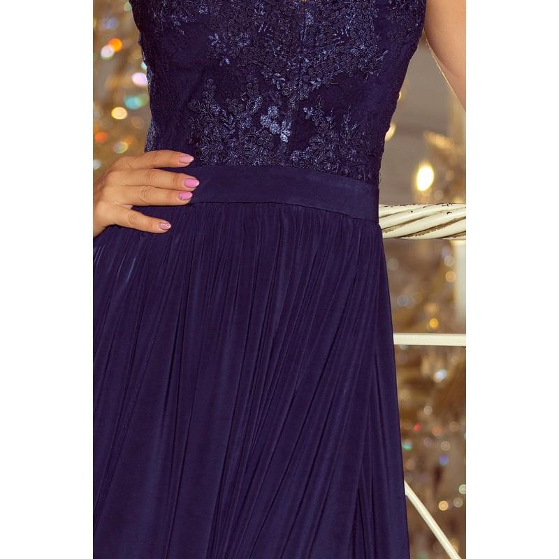 5d90d703282 Luxusní dámské krajkové šaty Olivia černé