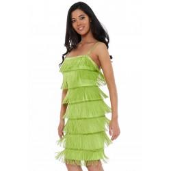 Dámské šaty Chantelle GODDIVA limetkové