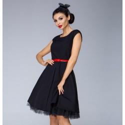 Dámské černé šaty Gotta