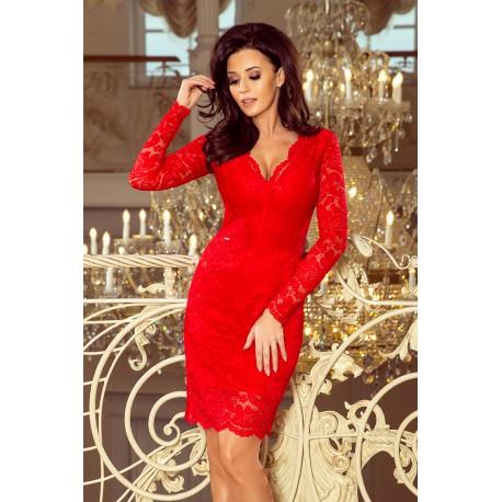 Dámské šaty Elegance Red