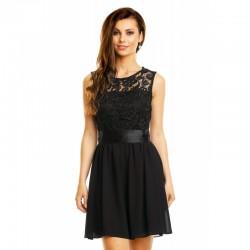 Dámské šaty Odette – černé