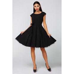 Šaty FREDERICA černé