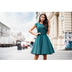 Gotta šaty PAOLA zelené