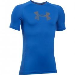 Chlapecké tričko Under Armour SS modré
