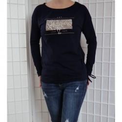 Dámské bavlněné tričko s nápisy