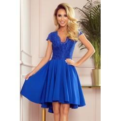 Šaty Patricia modré