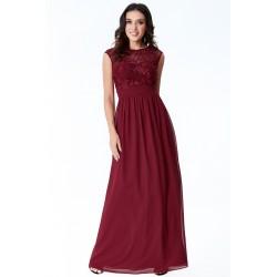 Plesové a společenské šaty WINE