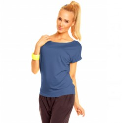 Dámské tričko Nina Blue