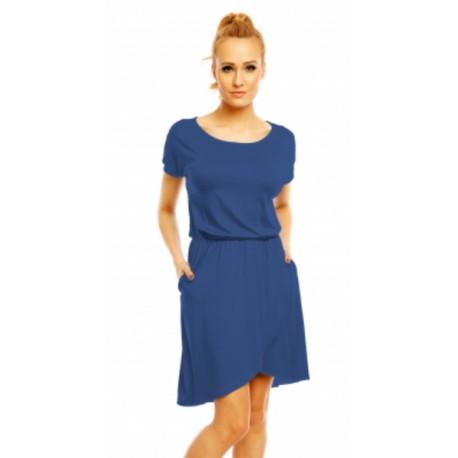 Šaty Grace modré