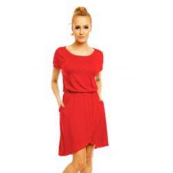 Korálové šaty Grace