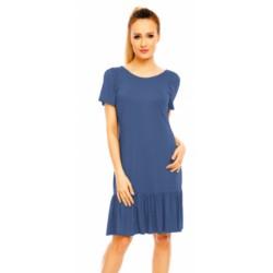 Šaty Fibi modré