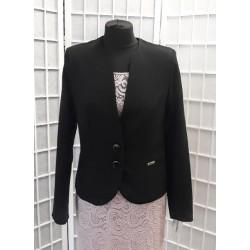Dámské elegantní sako černé