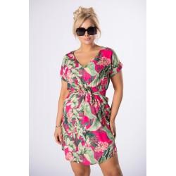 Dámské letní košilové šaty