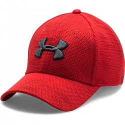 Pánská čepice Under Armour Blitzing Cap červená